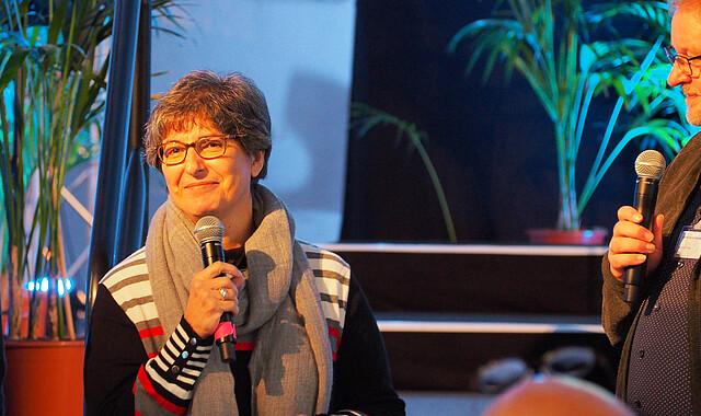 Dr. Alia Abboud im Interview