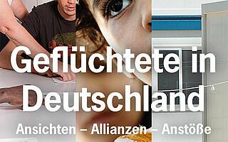 Cover Gefluechtete in Deutschland