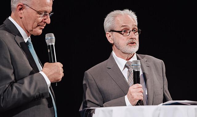 Frank Fornaçon, Dr. Andreas Liese