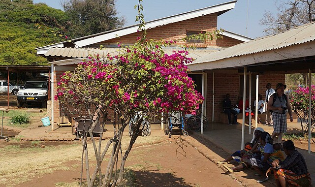 Senga Bay Baptist Clinic