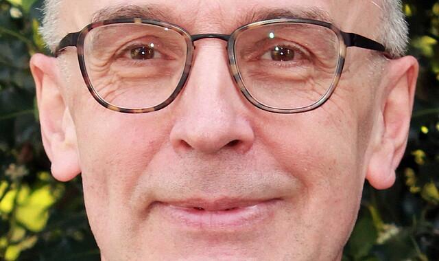 Peter Arpad, Pastor der EFG Hamm