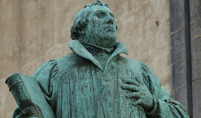Martin Luther | Evangelische Kirche
