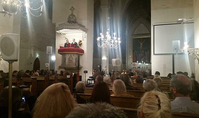 Oleviste kirik - St. Olavs-Kirche in Tallinn