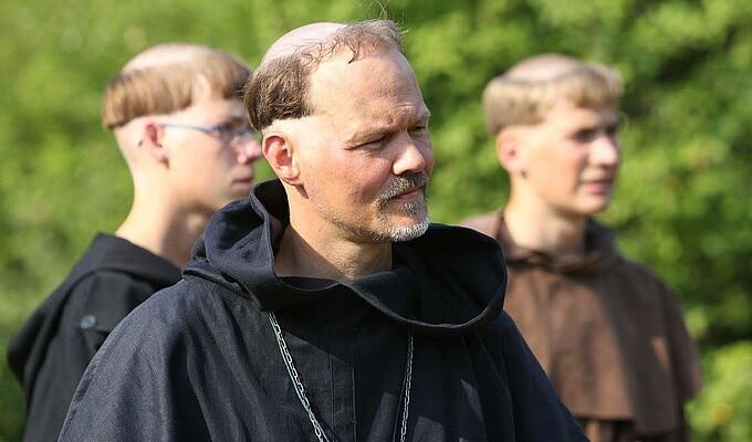 Johannes Fähndrich als Junker Jörg