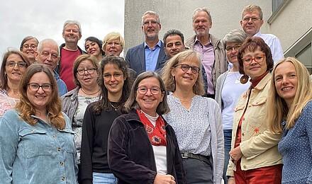 SuB 2019-2021 Gruppenfoto Abschluss