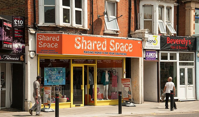Shared Space - Studytour England 2016