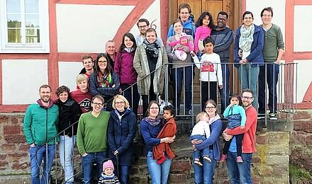 Gemeindegründung Frankfurt Riedbergprojekt