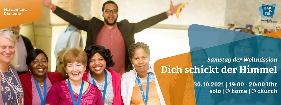 Samstag der Weltmission 2021 Website