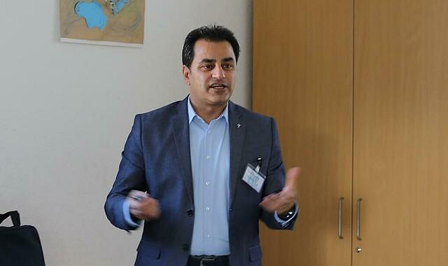Omid Homayouni