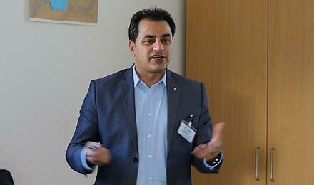 Omid Homayouni Samstag der Weltmission
