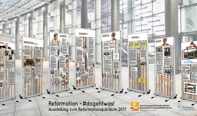 Reformation - dagehtwas!