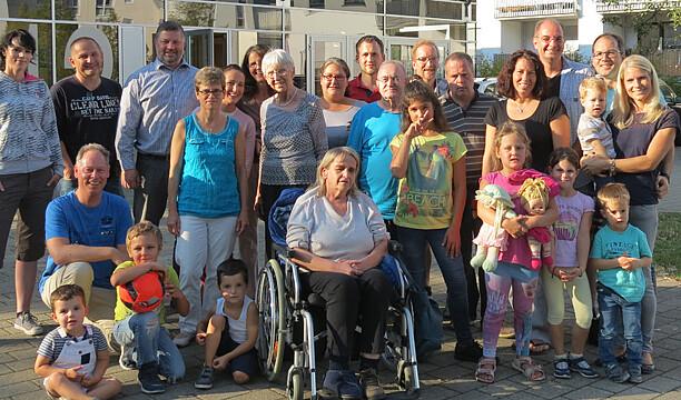 Gemeindegründungsprojekt Lauchhau-Lauchäcker
