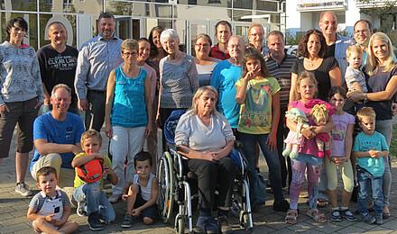 Gemeindegründung Lauchhau-Lauchäcker