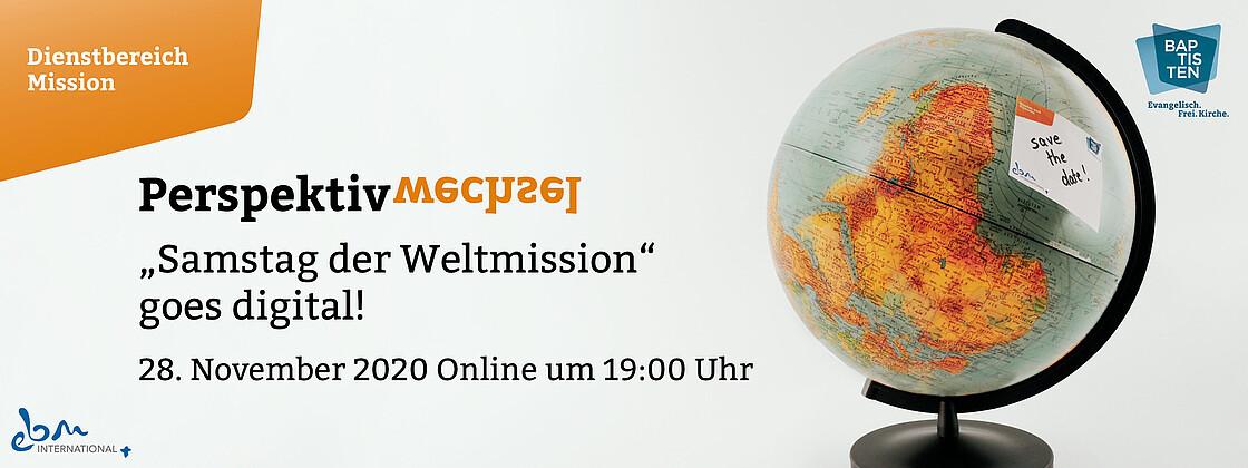 Samstag der Weltmission 2020