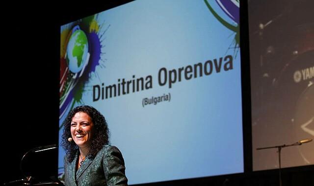 Dimitrina Oprenova (© ethicsdaily.com)